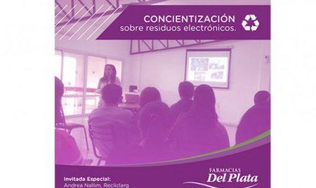 RECICLARG buscó concientizar sobre la problemática de residuos electrónicos y consumo consiente y se quedó con un Eikon Cuyo en la categoría Sustentabilidad Ambiental