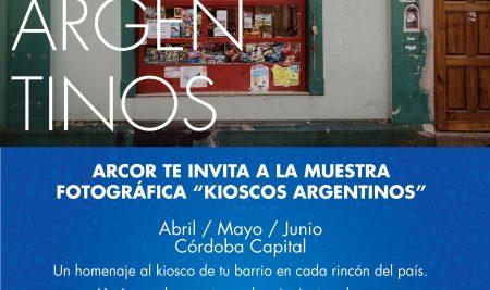 MUESTRA HOMENAJE KIOSCOS ARGENTINOS