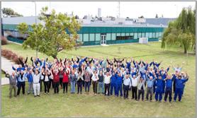 Aguas Cordobesas: Plan de Comunicación Interna 20 años