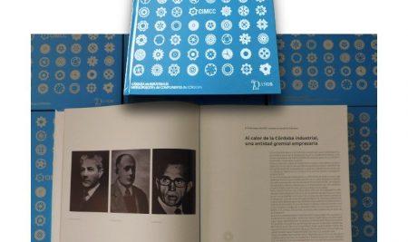 Libro 70 Aniversario de la Cámara de Industriales Metalúrgicos y de Componentes de Córdoba